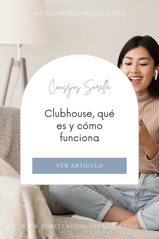 Te contamos qué es Clubhouse
